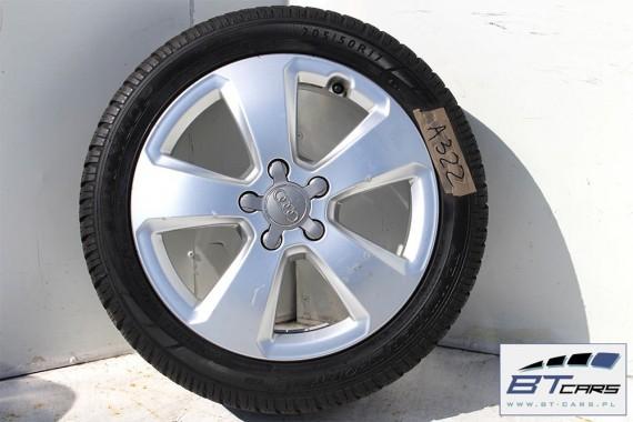 Audi A3 Tt Felgi 17 Opony Zimowe Koła Felga 8v0601025c 60j17h2