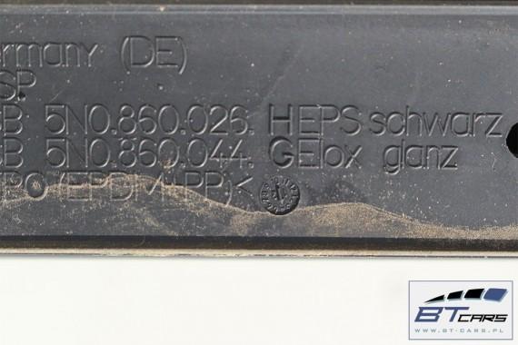 VW TIGUAN RELINGI DACHOWE RELING 5N0860025H 5N0860026H 5N0860043G 5N0860044G reling 2 sztuki komplet