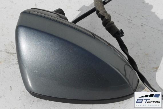 AUDI TT LUSTERKO ZEWNĘTRZNE DRZWI PRAWE 6 pin 8S LX7R - szary (monsungrau) pinów kabli przewodów 6pin