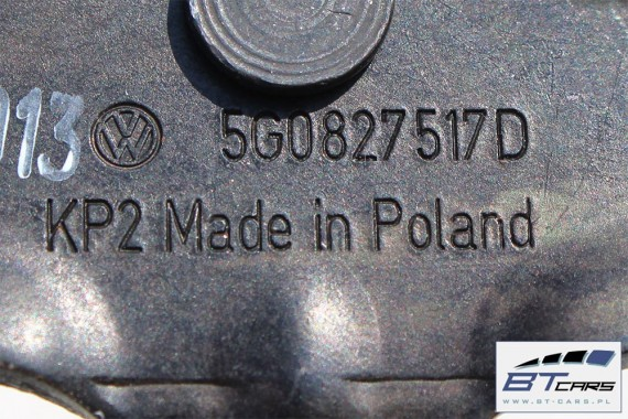 VW GOLF 7 SPORTSVAN RYGIEL KLAPY 5G0827517D 5G0 827 517 D