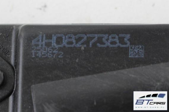 AUDI A6 A7 A8 ZAMEK KLAPY BAGAŻNIKA 4H0827383   4H0 827 383 ZAMEK TYLNEJ KLAPY DOCIĄG RYGIEL 4G 4H 2010-