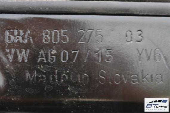 SEAT SKODA PODSZYBIE METALOWE 6RA805275 6RA 805 275