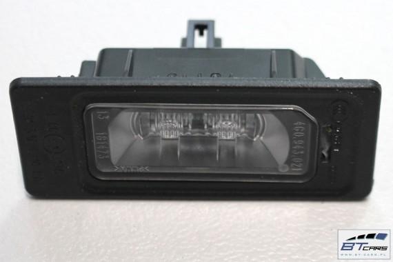 AUDI LAMPKA LED OŚWIETLENIE REJESTRACJI 4G0943021 4G0943021A 4G0 943 021 4G0 943 021 A TABLICY REJESTRACYJNEJ
