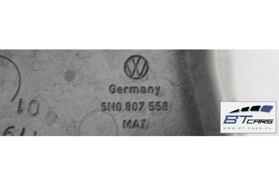 VW TIGUAN BELKA ZDERZAKA TYLNEGO TYŁ 5N0807558 wzmocnienie 5N0 807 558 5N