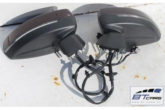 AUDI A3 SPORTBACK LUSTERKO DRZWI LEWE 10+2 pin 8V 8V4 LY4S Schirazerot metallic Czerwony zewnętrzne pinów kabli przewodów 8V0