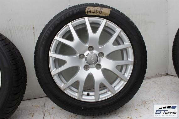 Audi A3 Tt Felgi 17 Opony Zima Koła Felga 8j0601025g 7j17eh2 Et47 8p 8v