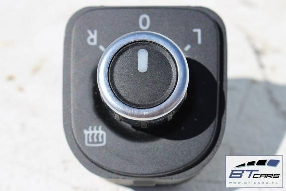 VW PASSAT B7 CC PRZYCISKI SZYB + GAŁKA LUSTEREK 5K0959855 5K1959565 5K4959857 5K0 959 855 5K1 959 565 5K4 959 857