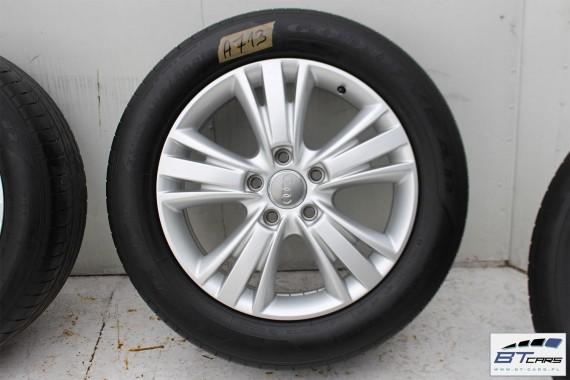 Audi Q7 Felgi 19 Opony Letnie Koła Lato 4l 4l0601025aa 85j19h2 Et62