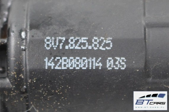 AUDI A3 CABRIO ZAMEK KLAPY 8V7825825 / 8V7 825 825 rygiel bagażnika 8V
