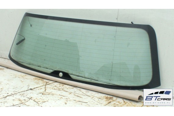 VW GOLF SPORTSVAN SZYBA KLAPY TYLNA TYŁ 510845051 510 845 051 bagażnika