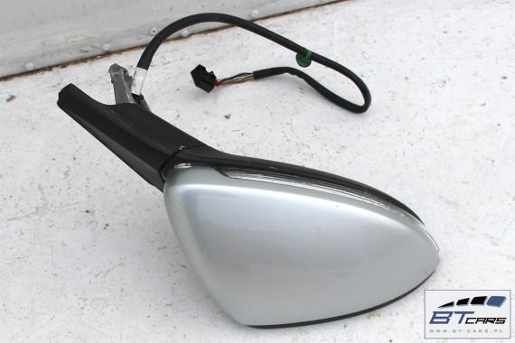 VW GOLF VII 7 LUSTERKO DRZWI PRAWE 13 PIN LA7W 5G zewnętrzne pinów kabli przewodów 13pin LA7W - srebrny (silber)