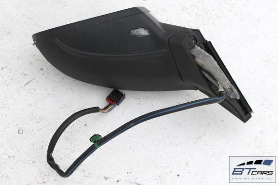 VW GOLF VII 7 LUSTERKO DRZWI LEWE 9 PIN LA7W 5G zewnętrzne pinów kabli przewodów 9pin LA7W - srebrny (silber)