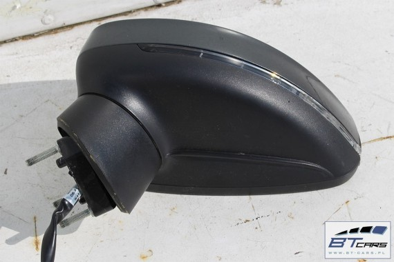AUDI A1 LUSTERKO ZEWNĘTRZNE DRZWI LEWE 5 PIN 8X zewnętrzne pinów kabli przewodów