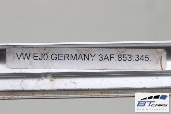 VW PASSAT B7 LISTWA BOCZNA SZYBY 3AF853345 3AF853346 3AF 853 345 3AF 853 346 karoseryjna