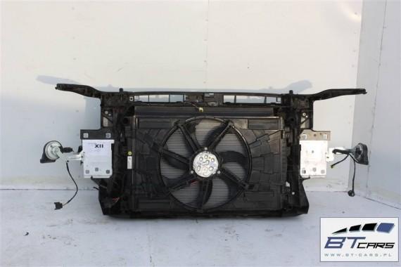 AUDI A3 PAS PRZEDNI CHLODNICA WENTYLATOR wody klimatyzacji wzmocnienie przód 8V 8V0 2013-