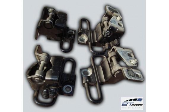 VW GOLF 5 V PLUS ZAWIASY ZAWIAS DRZWI PRZEDNICH 5M 1K0831411Q 1K0831412Q 1K0 831 411 Q 1K0831412Q 1K4833411Q 1K4833412Q