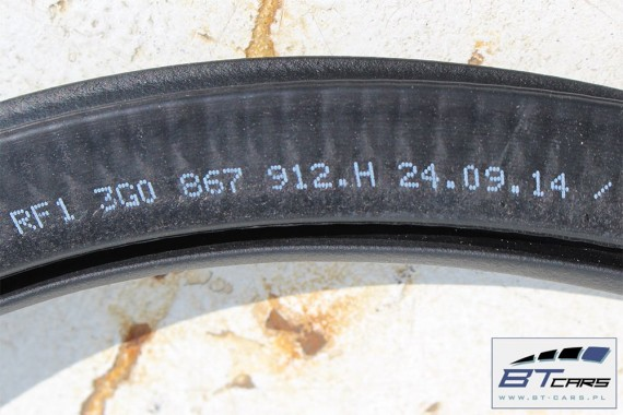 VW PASSAT B8 USZCZELKA KAROSERYJNA DRZWI KLAPY komplet 3G0867911H 3G0867912H 3G5867913H 3G5867914H 3G5827705D