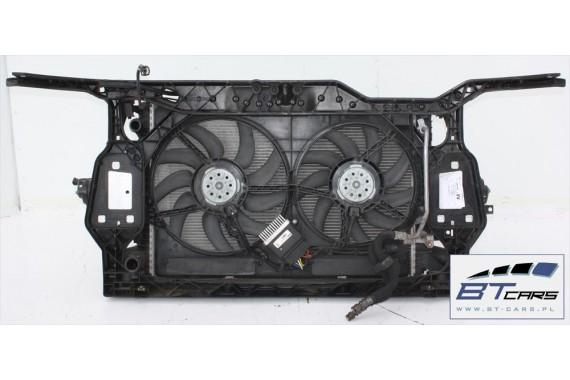 AUDI A4 PAS PRZEDNI WZMOCNIENIE PRZÓD BELKA 8K chłodnicami wody + klimatyzacji + wentylator 8K 8K0 B8 2008-