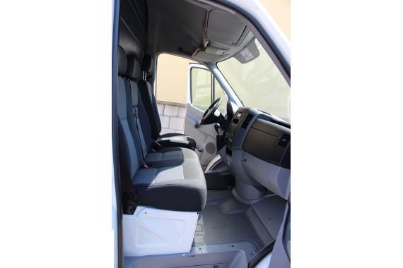 VW VOLKSWAGEN CRAFTER MAX 2.0 TDi 100 Kw136 Km 113570 kilometrów 2012 3.5 ton 3 osobowy Brutto sprzedam kupię samochód dostawczy
