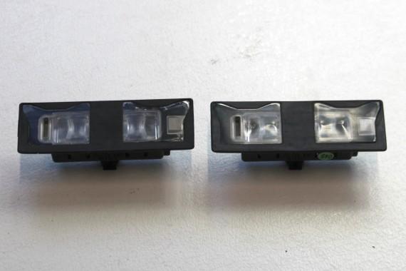 Audi A5 Q2 Q5 Oświetlenie Rejestracji Lampka Led Tablicy Rejestracyjnej 8w6943021 8w6 943 021 8w 81a 80a