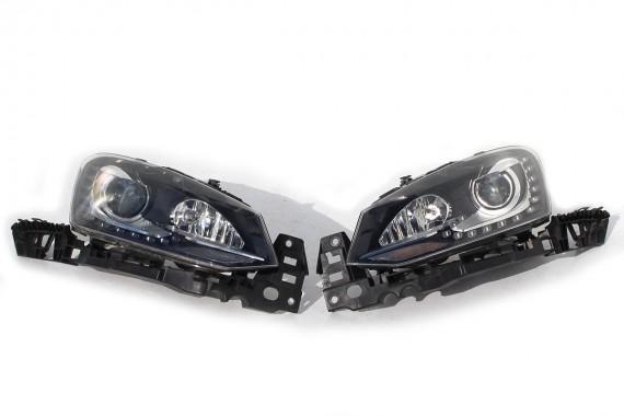 VW POLO LAMPY XENON LED...