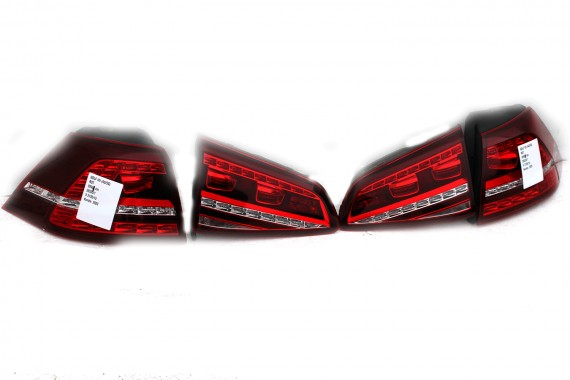 VW GOLF 7 VII LAMPY LED...