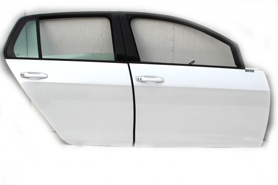 VW GOLF 7 VII DRZWI PRAWE...