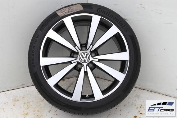 VW THE BEETLE FELGI 19 OPONY LATO KOŁA felga 5C0601025N 8J*19H2 ET48 opona Continental ContiSportContact5 235/40/19 96W