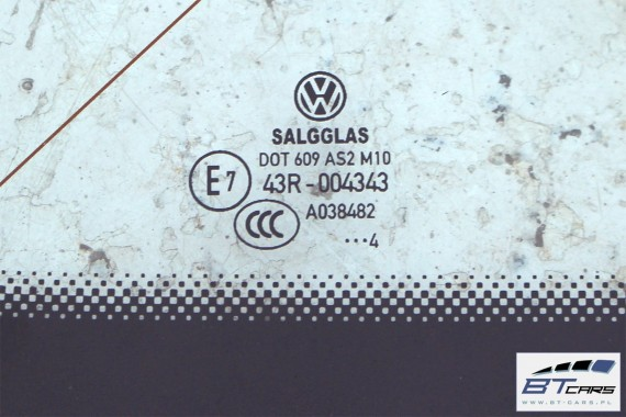 VW PASSAT B8 KOMBI SZYBA BOCZNA 3G9845298AL 3G9845297AL karoseryjna tylna tył 3G9 845 297 AL 3G9 845 298 AL ALLTRACK 2014