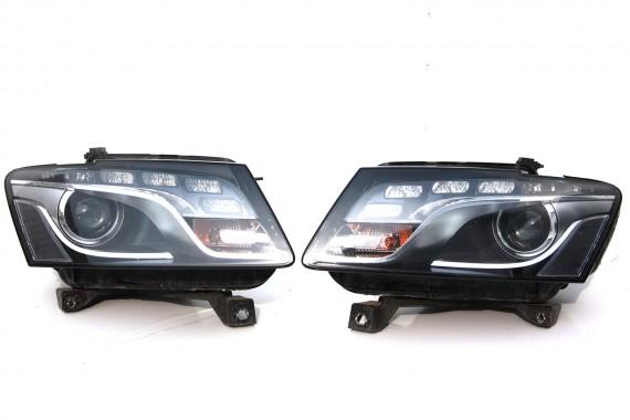 AUDI Q5 LAMPY PRZEDNIE XENON LED PRZÓD LAMPA 8R 8R0941003 8R0941004  8R0 941 003     8R0 941 004