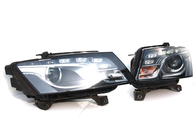 AUDI Q5 LAMPY PRZEDNIE XENON LED PRZÓD LAMPA 8R 8R0941003