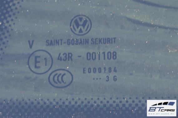 VW SCIROCCO SZYBA BOCZNA KAROSERYJNA 1K8845041R 1K8 845 041 R tył tylna strona kierowcy 2013
