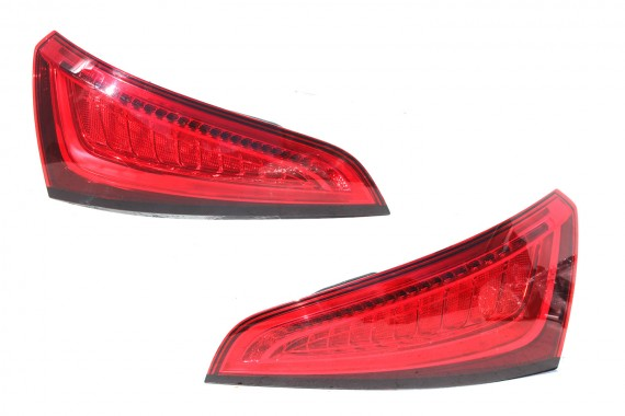 AUDI Q5 FL LIFT LAMPY TYLNE...