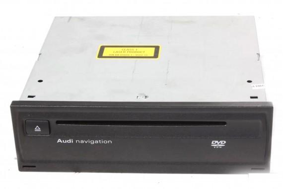 AUDI A4 A5 A6 A8 Q7 CZYTNIK DVD MMI 2G 4E0919887M NAVI 4E0 919 887 M  nawigacja MULTIMEDIA 8K 8T 4E 4L