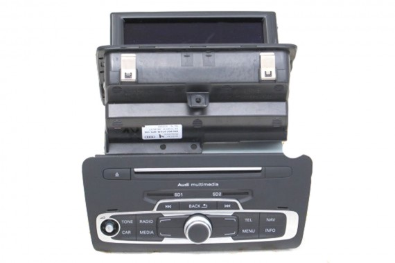 AUDI A1 FL ZESTAW MMI 3G+...
