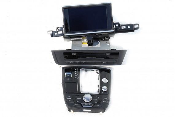 AUDI A6 A7 ZESTAW MMI 3G+...