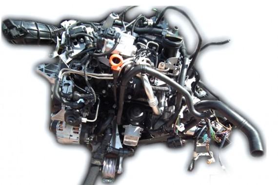 VW T5 T6 SILNIK CAA CAAC...