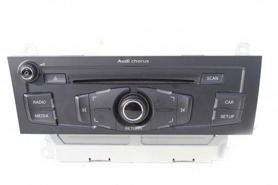 AUDI A4 A5 Q5 RADIO CZYTNIK...