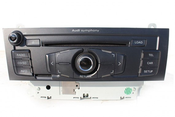 AUDI A4 A5 RADIO SYMPHONY...