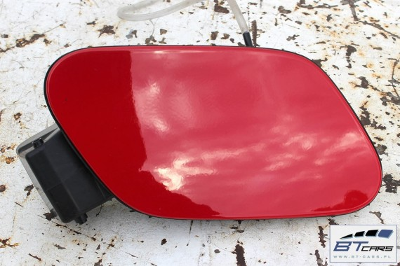 VW GOLF 7 VII KLAPKA WLEWU PALIWA 5G0809857 5G0 809 857 5G LY3D - czerwony tornado 5G0 809 857 5G0 809 999