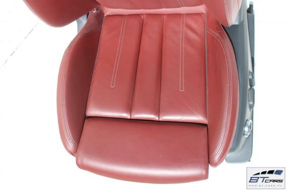 AUDI A5 FOTELE SIEDZENIA KOMPLET FOTELI 8W F5 tapicerka fotel kanapa