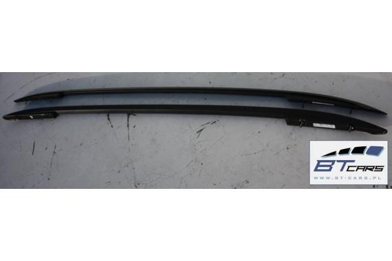 VW SHARAN RELINGI DACHOWE RELING 7N komp. 2sztuki czarne 7N0860025 7N0860026