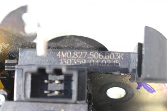 AUDI A4 KOMBI ZESTAW KLAPY ELEKTRYCZNEJ 8W9827851A, 8W9827852A - siłowniki, 3V5827887A - silniczek, 4M0827506B - zamek KOMPLET