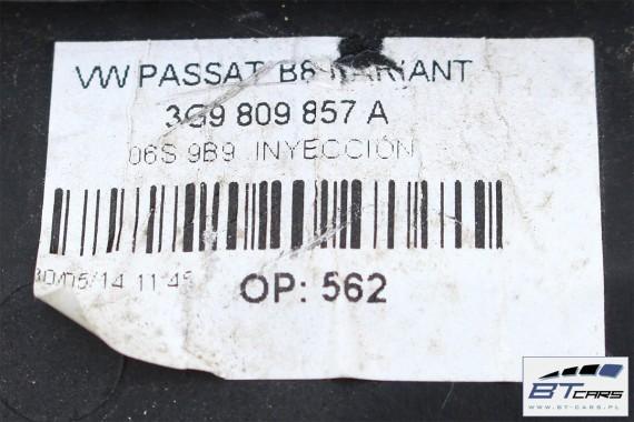 VW PASSAT B8 KOMBI KLAPKA WLEWU PALIWA 3G9809857A + korek 3G 3G9 809 857 A Kolor: LB8R - brązowy Variant