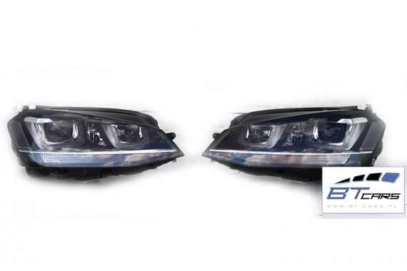 VW GOLF 7 VII LAMPA...