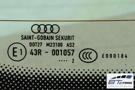 AUDI A4 SEDAN FL LIFT SZYBA TYLNA TYŁ 2012 8K B8 8K0 8K5 845 501 8K5845501 karoseryjna
