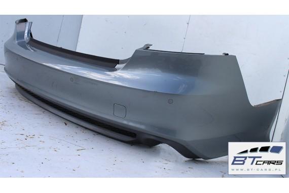AUDI A7 S7 ZDERZAK TYLNY TYŁ PDC S-LINE 4G 4G8 Kolor: Q4 Q4Q4 LY7G - szary (quarzgrau)