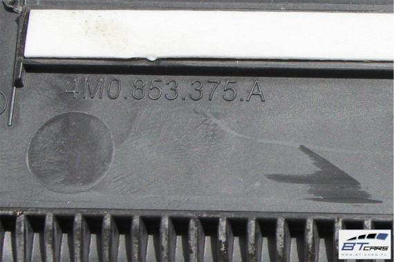 AUDI Q7 LISTWY PROGOWE 4M0853373A 4M0853374A 4M0853376A 4M0853375A listwa progowa 4M 2015-