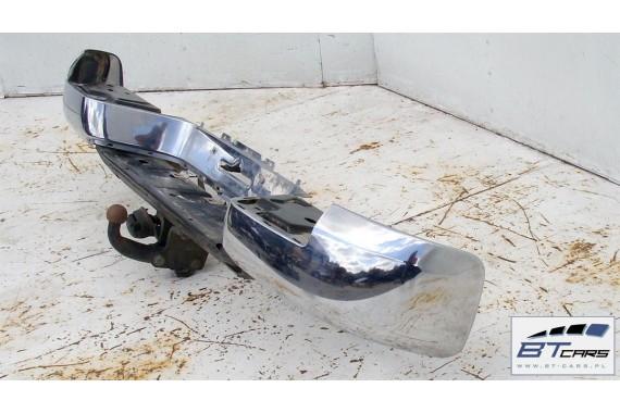 VW AMAROK ZDERZAK TYLNY TYŁ CHROM + HAK 2H5807305Q + belka zderzaka 2H5807305Q  2H5807305R 2H5807305S , T 2H5807305AA holowniczy