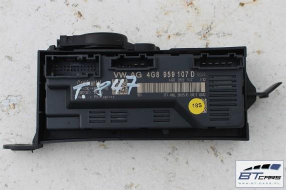 AUDI A7 KOMPLET SIŁOWNIKÓW KLAPY SIŁOWNIKI + MODUŁ 4G8827851B 4G8827852B- siłownik 3D0959831D - przycisk 4G8959107D - sterownik